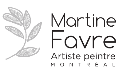 Martine Favre, artiste peintre Montréal