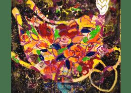 martine-favre-montreal-quebec-local-deco-design-murale-rouge-joyeux-carte-souhaits-anniversaire