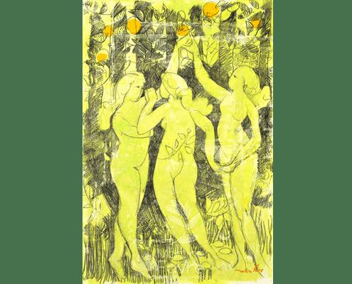 martine-favre-quebec-local-deco-design-botticelli-souhaits-trois-grace-eden-danse-peinture