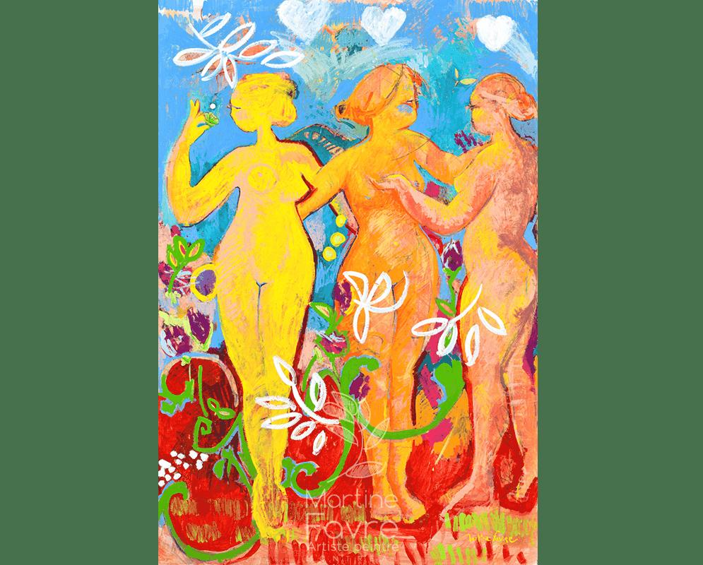martine-favre-quebec-local-deco-design-cartes-souhaits-graces-boticceli-italie-peinture