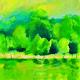 martine-favre-quebec-local-deco-design-murale-foret-arbre-vert-nature-paysage