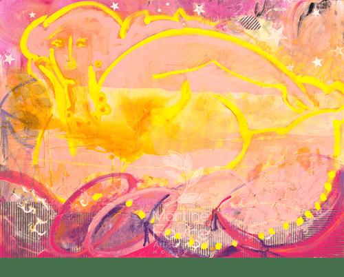 martine-favre-montreal-quebec-local-deco-design-murale-rose-etoile-ligne-boutique-carte-souhaits-anniversaire