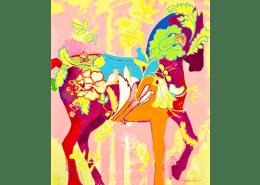 martine-favre-artiste-montreal-quebec-local-deco-design-murale-fete-mere-carte-souhaits-cheval-anniversaire