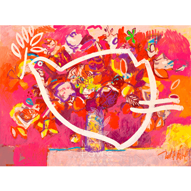 martine-favre-artiste-montreal-quebec-local-deco-design-murale-fete-mere-carte-souhaits-colombe-anniversaire
