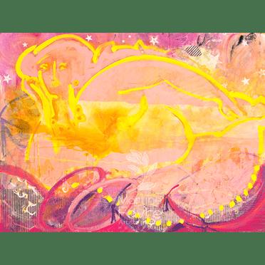 martine-favre-artiste-montreal-quebec-local-deco-design-murale-fete-mere-carte-souhaits-cadre-etoile