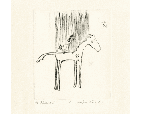 martine-favre-artiste-gravure-carte-souhaits-poney-cheval-elevation