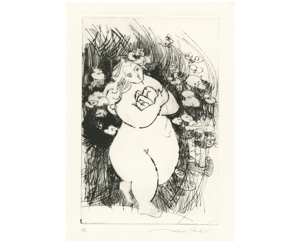 martine-favre-artiste-gravure-carte-souhaits-maternite