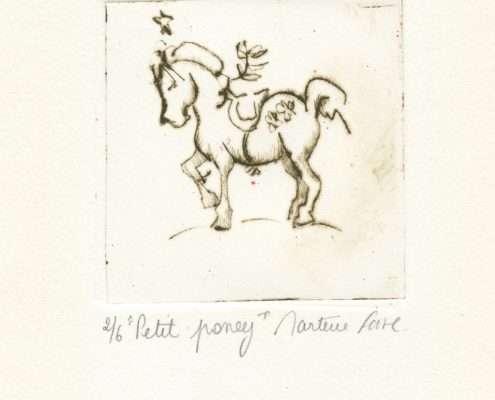 martine-favre-artiste-carte-souhaits-gravure-poney