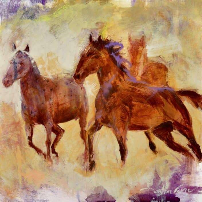martine-favre-artiste-peinture-murale-originale-cheval-galop-chevaux-envolee