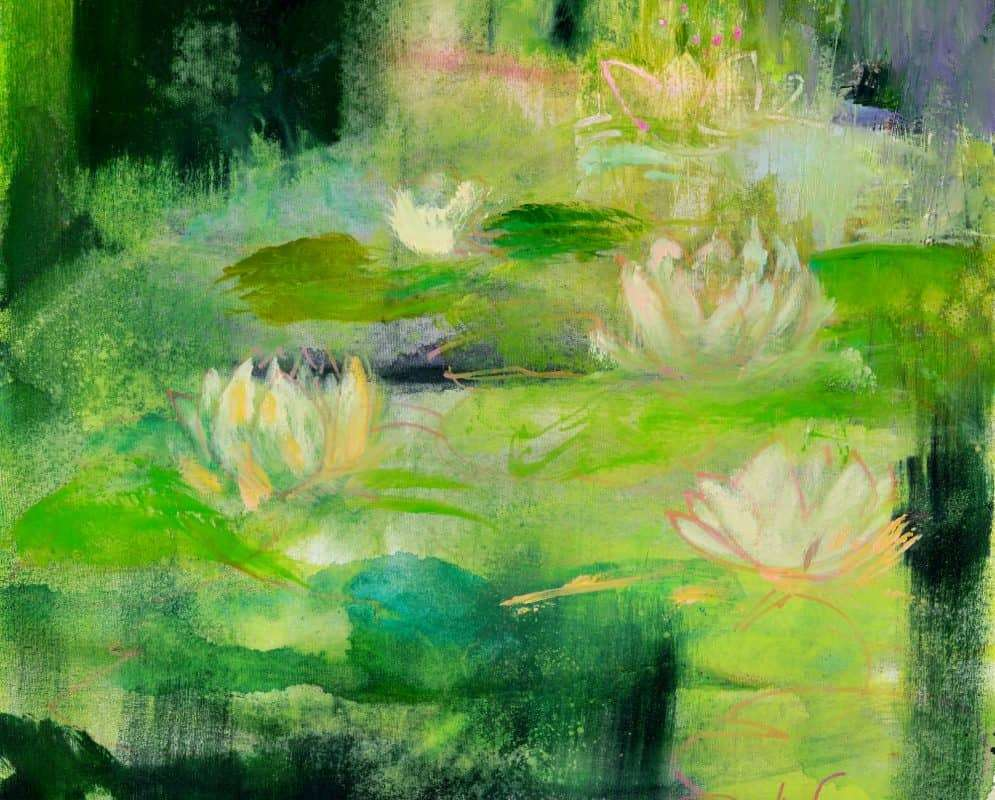 martine-favre-artiste-peinture-murale-originale-nenuphar-zenitude