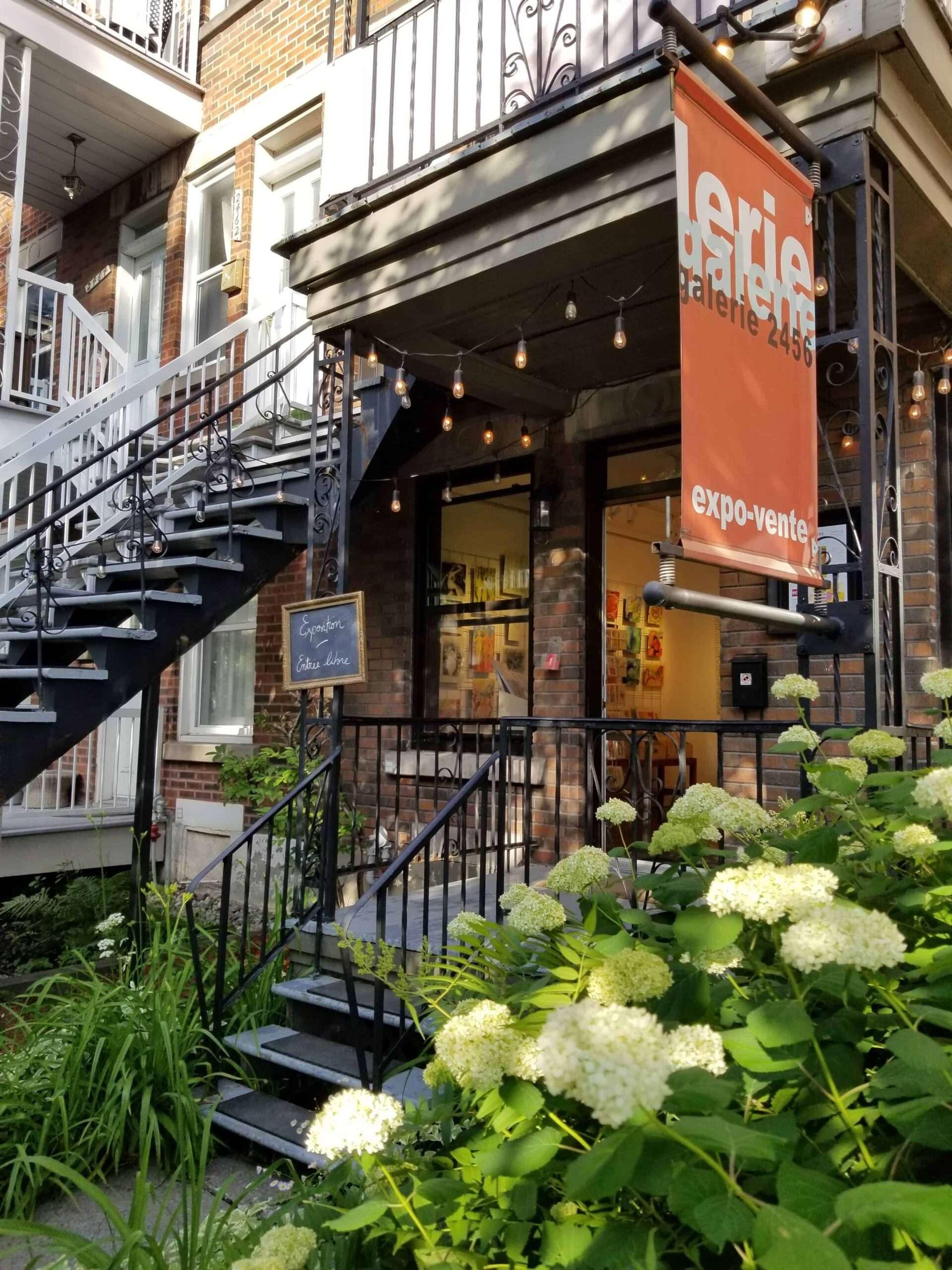 Galerie 2456 Montréal